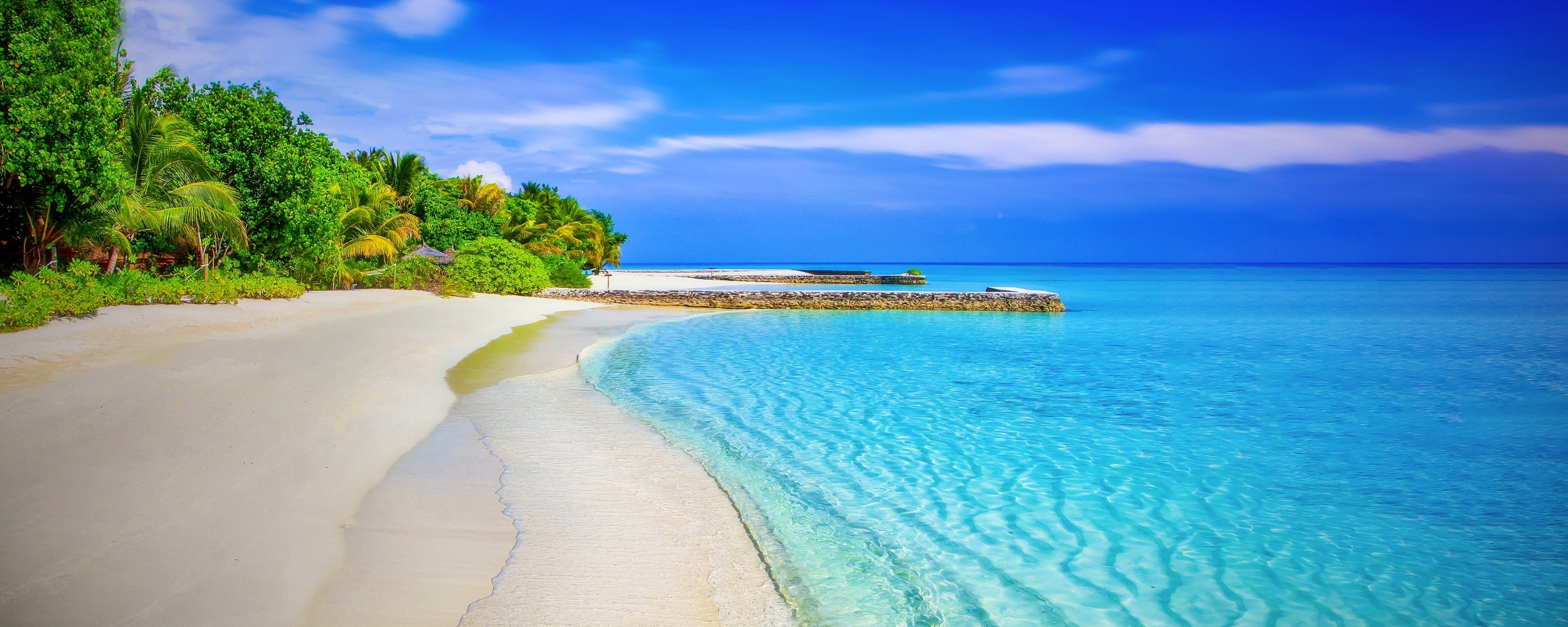 beach-sea-coast-water-sand-ocean-horizon-sun-shore-vacation-sunbathing-paradise-holiday-lagoon-bay-island-body-of-water-white-sand-caribbean-sandy-beach-palm-trees-tropics-paradise-beach-bathing-islet-exotica-azure-water-azure-sea-1271153